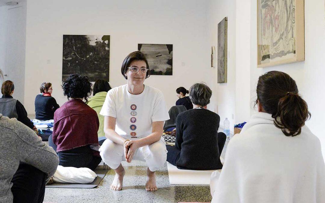 Carla Nataloni - Yoga Ormonale