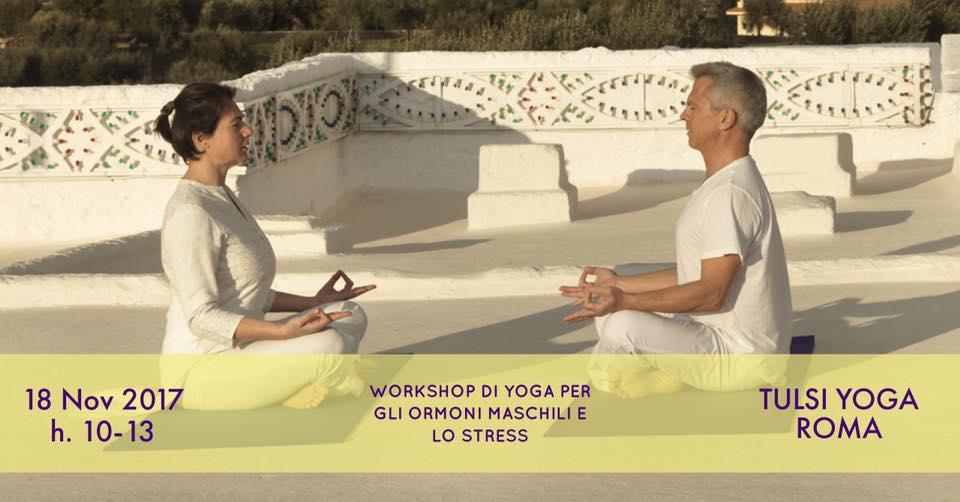 yoga ormonale roma