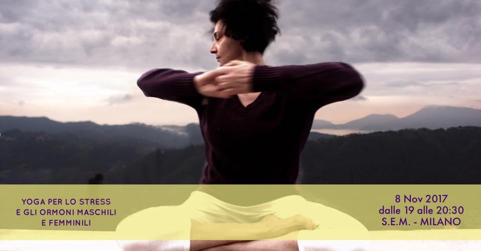 Carla Nataloni Milano Yoga Ormonale