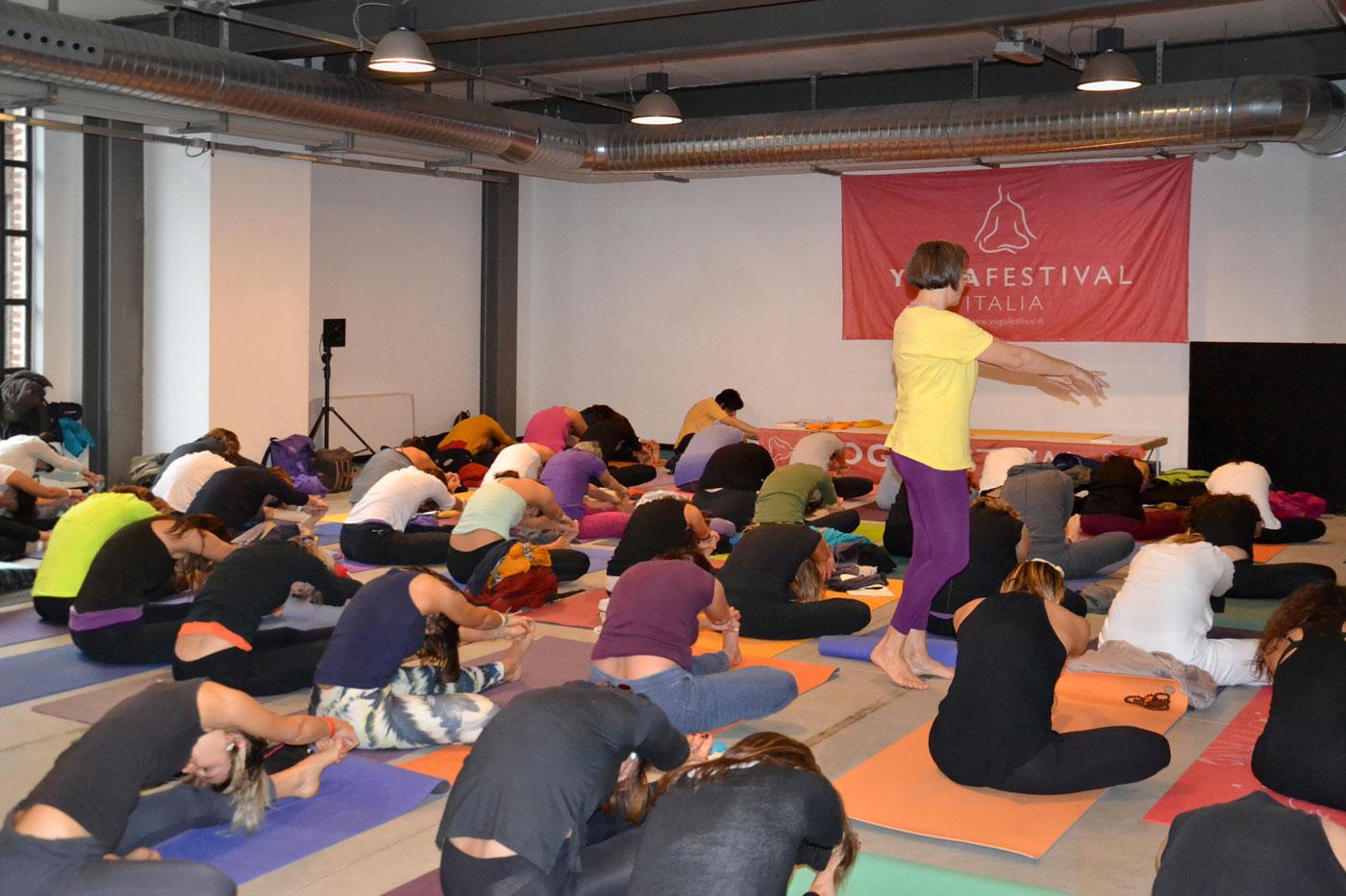 Seminario di Yoga Ormonale - Sampoorna yoga atelier, Milano