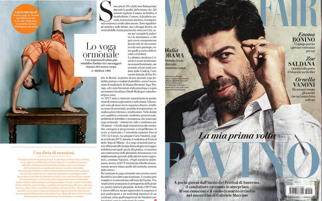 Lo Yoga Ormonale – Vanity Fair