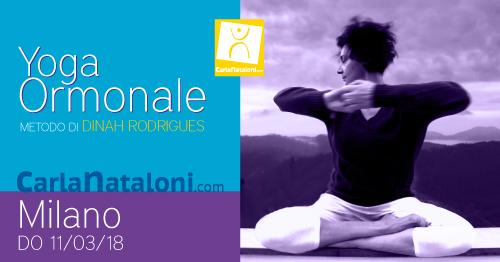 Seminario di Yoga Ormonale - Spazio Garibaldi77 (Milano)
