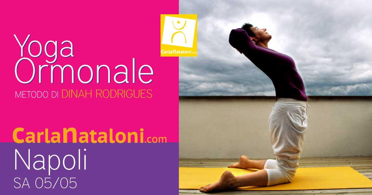 Seminario di Yoga Ormonale per la salute delle donne - Napoli