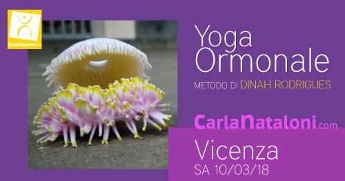 Seminario Yoga Ormonale presso Aśvattha