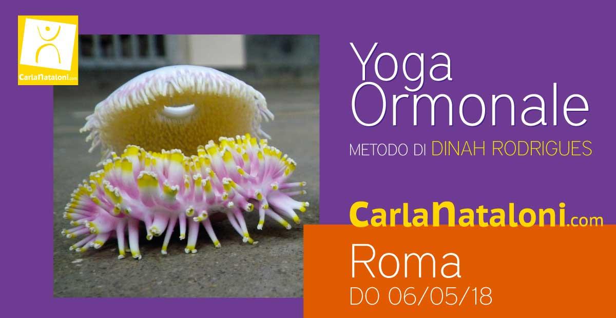 Seminario di Yoga ormonale per la salute delle donne - Sivananda Yoga