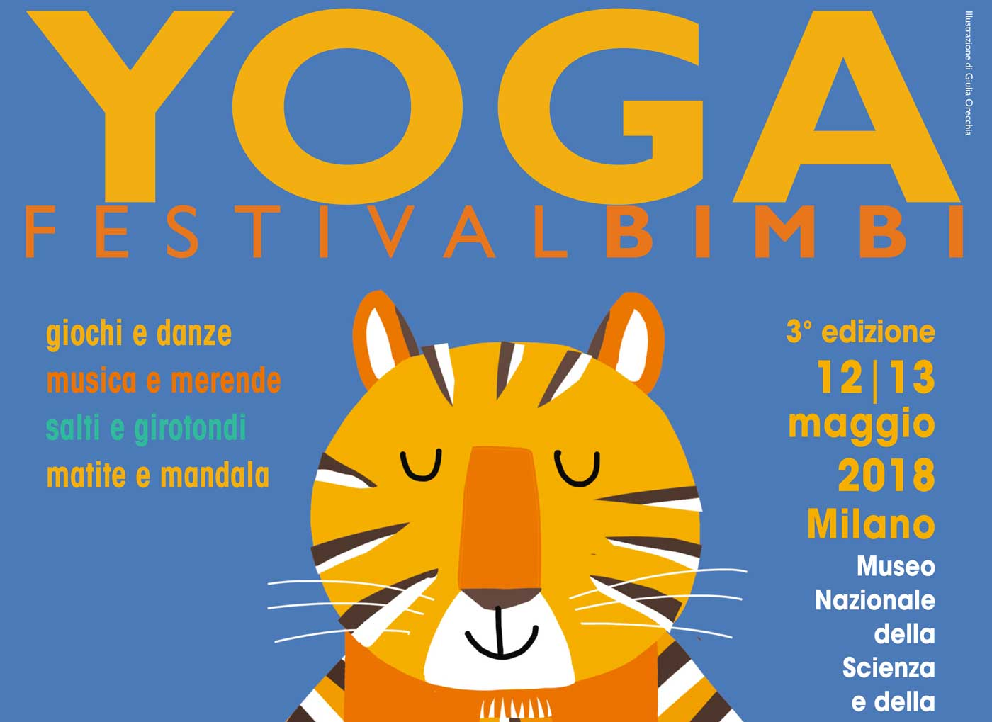 yoga festival bambini carla nataloni