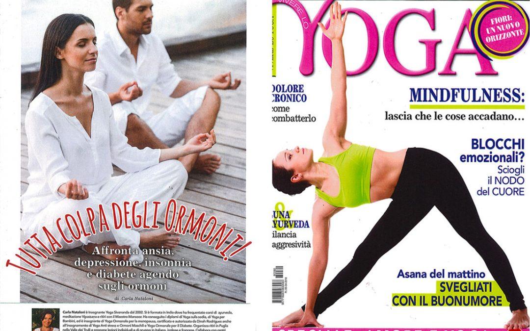 Tutta colpa degli ormoni – da Vivere lo Yoga