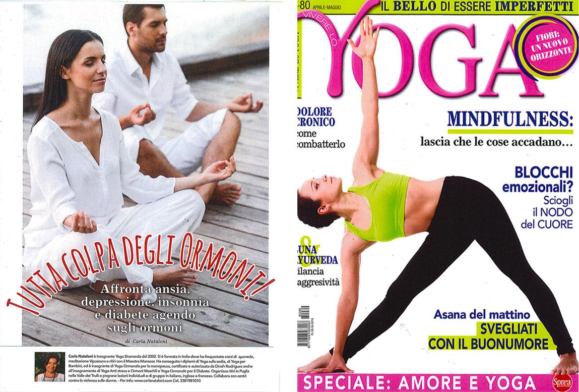 Vivere lo Yoga - Tutta colpa degli ormoni