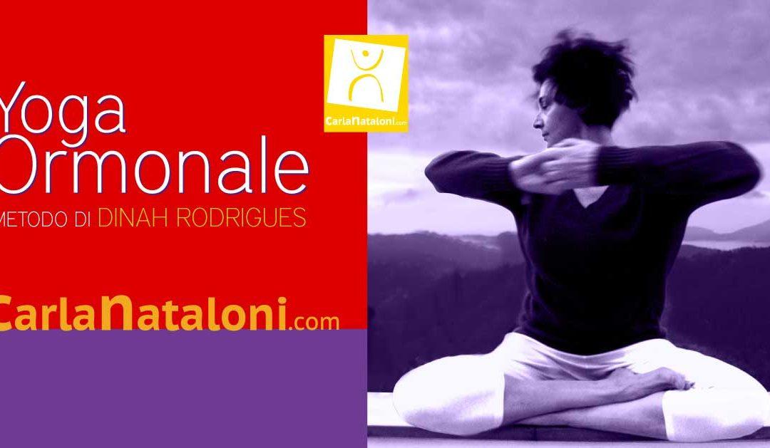 Lezionediintroduzione allo Yoga Ormonaleper lo stress e gli ormonidegli uomini e delle donne – Pisa