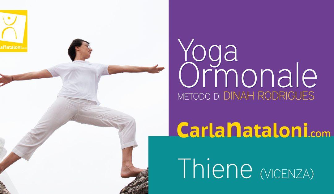 Thiene - evento yoga ormonale