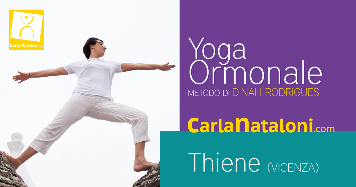 Thiene - evento yoga ormonale