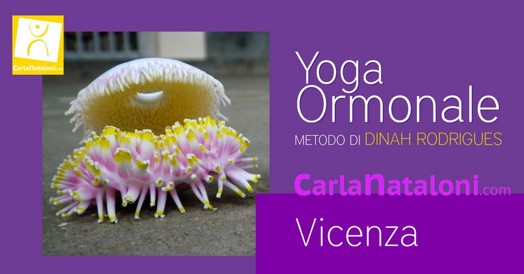 Yoga Ormonale per il benessere femminile