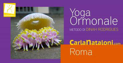 Roma Corso Yoga Ormonale