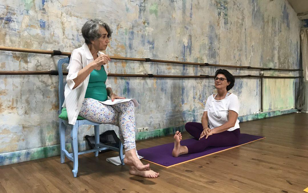 Formazione all'insegnamento di Yoga Ormonale (HYT) con Dinah Rodrigues