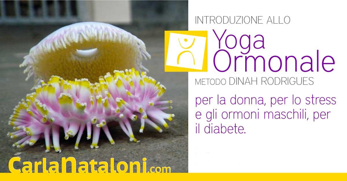 Brescia: Introduzione allo Yoga Ormonale per la donna, per lo stress e gli ormoni maschili, per il diabete