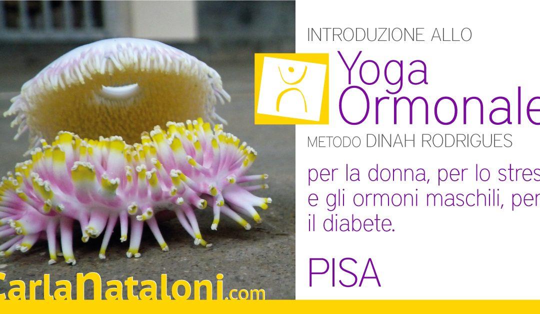 Mini corso di Yoga Ormonale per il diabete – Pisa