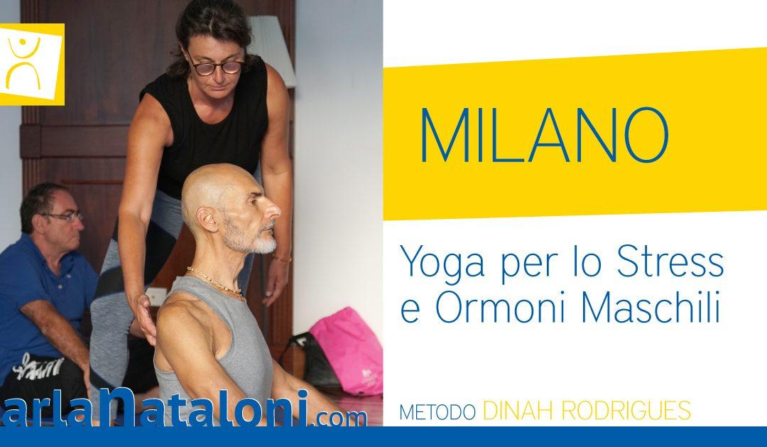HYT per lo stress e gli ormoni maschili – Milano