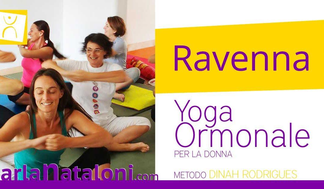 Workshop di yoga ormonale per la salute e il benessere delle donne – Ravenna