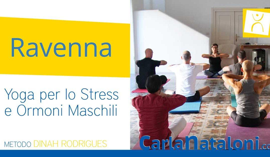 Workshop di yoga ormonale per lo stress e gli ormoni maschili – Ravenna