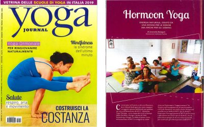 HORMOON YOGA – Energia naturale, ideato da una donna per le donne (ma anche per gli uomini) – Yoga Journal