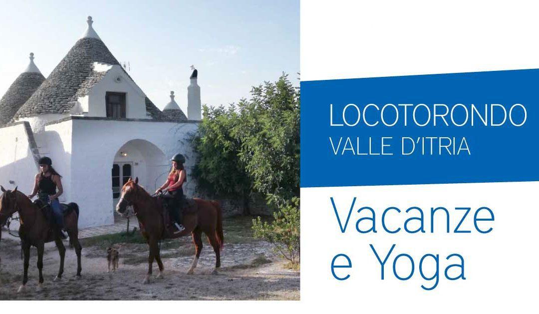 Hormone Yoga Retreat in the Itria Valley