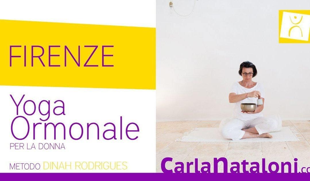 Corso di yoga ormonale per la salute della donna – Firenze