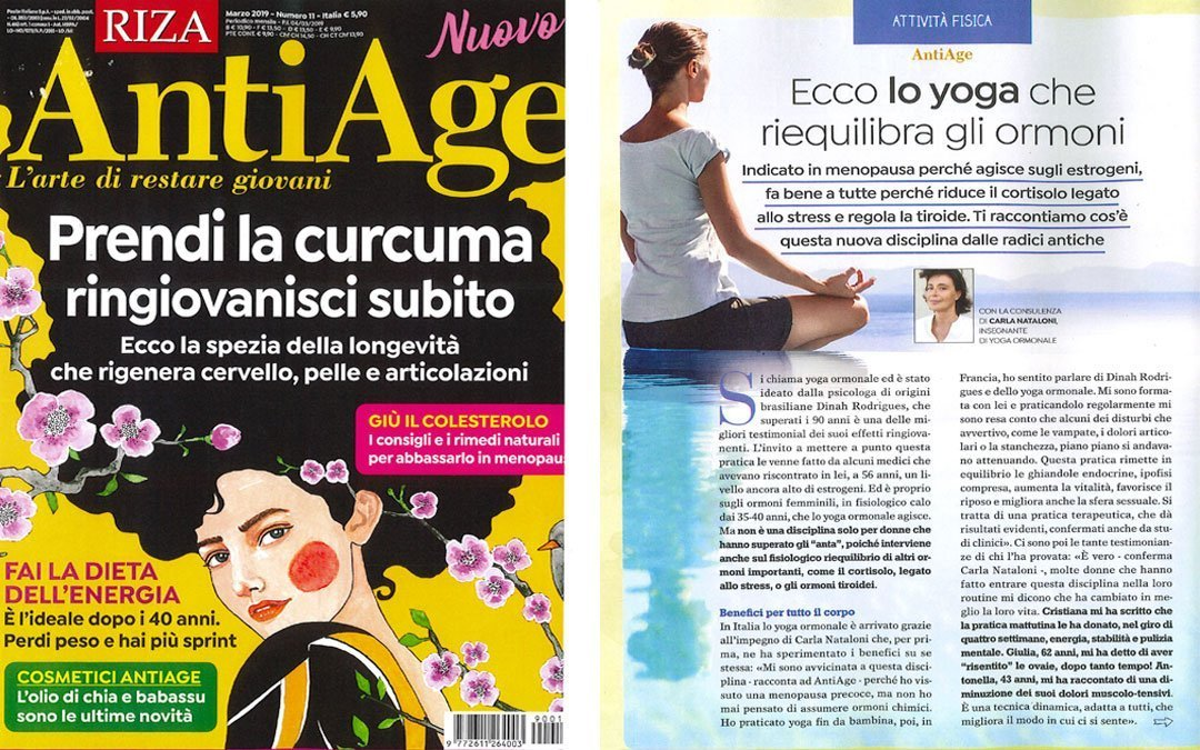 RIZA Antiage Yoga Ormonale
