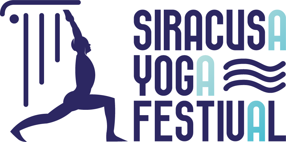logo siracusa yoga festival