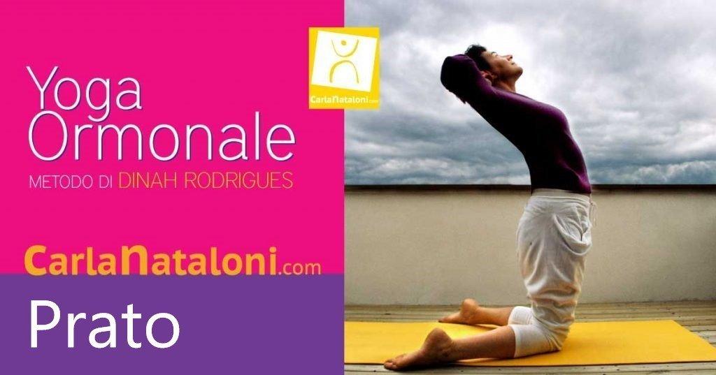 Workshop di Yoga Ormonale per la salute e il benessere delle donne – PRATO