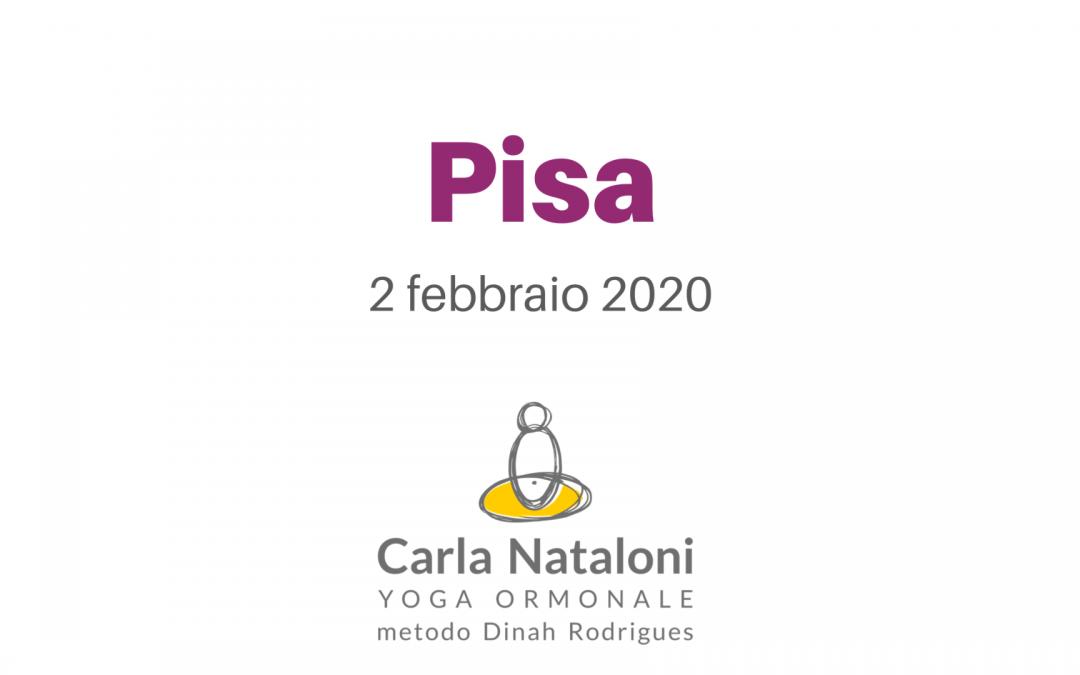 pisa yoga ormonale