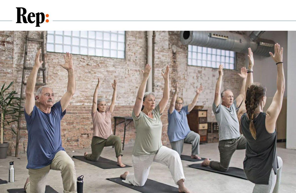 la repubblica - Yoga Ormonale 09/2019