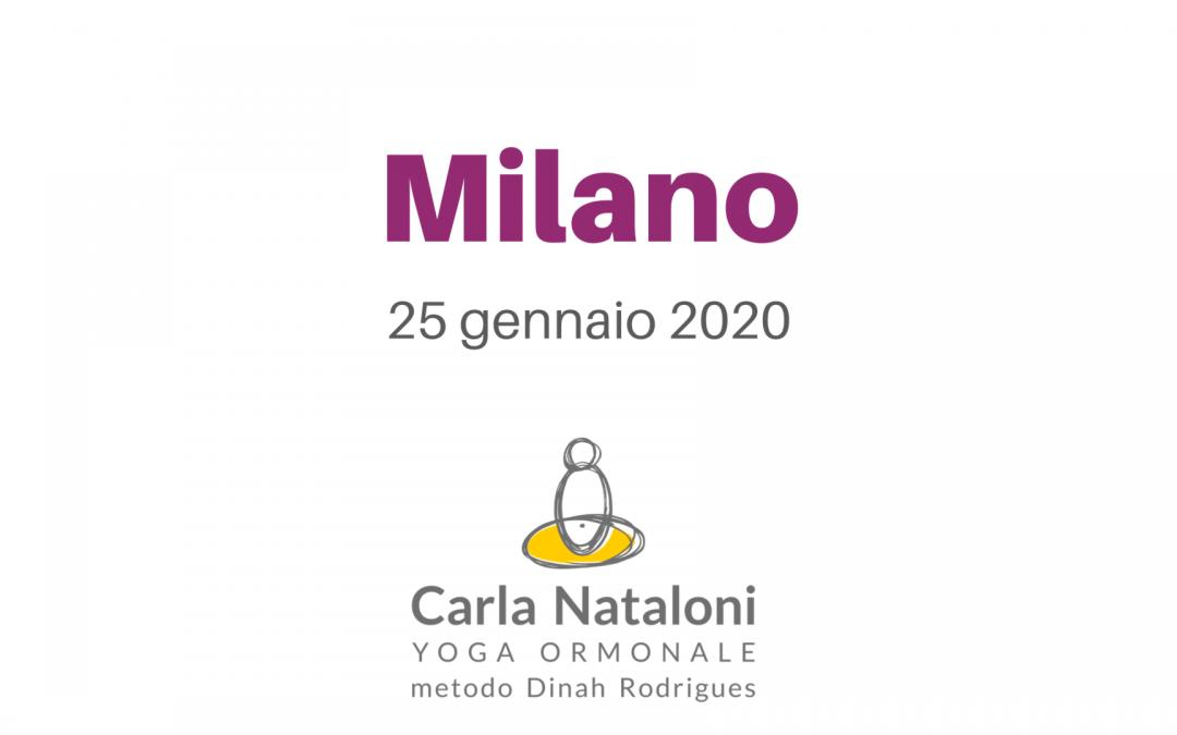 milano yoga ormonale