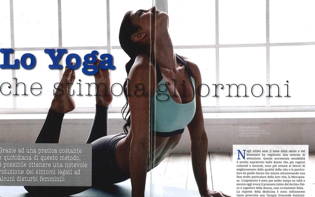 Lo Yoga che stimola gli ormoni – Elisir di Salute