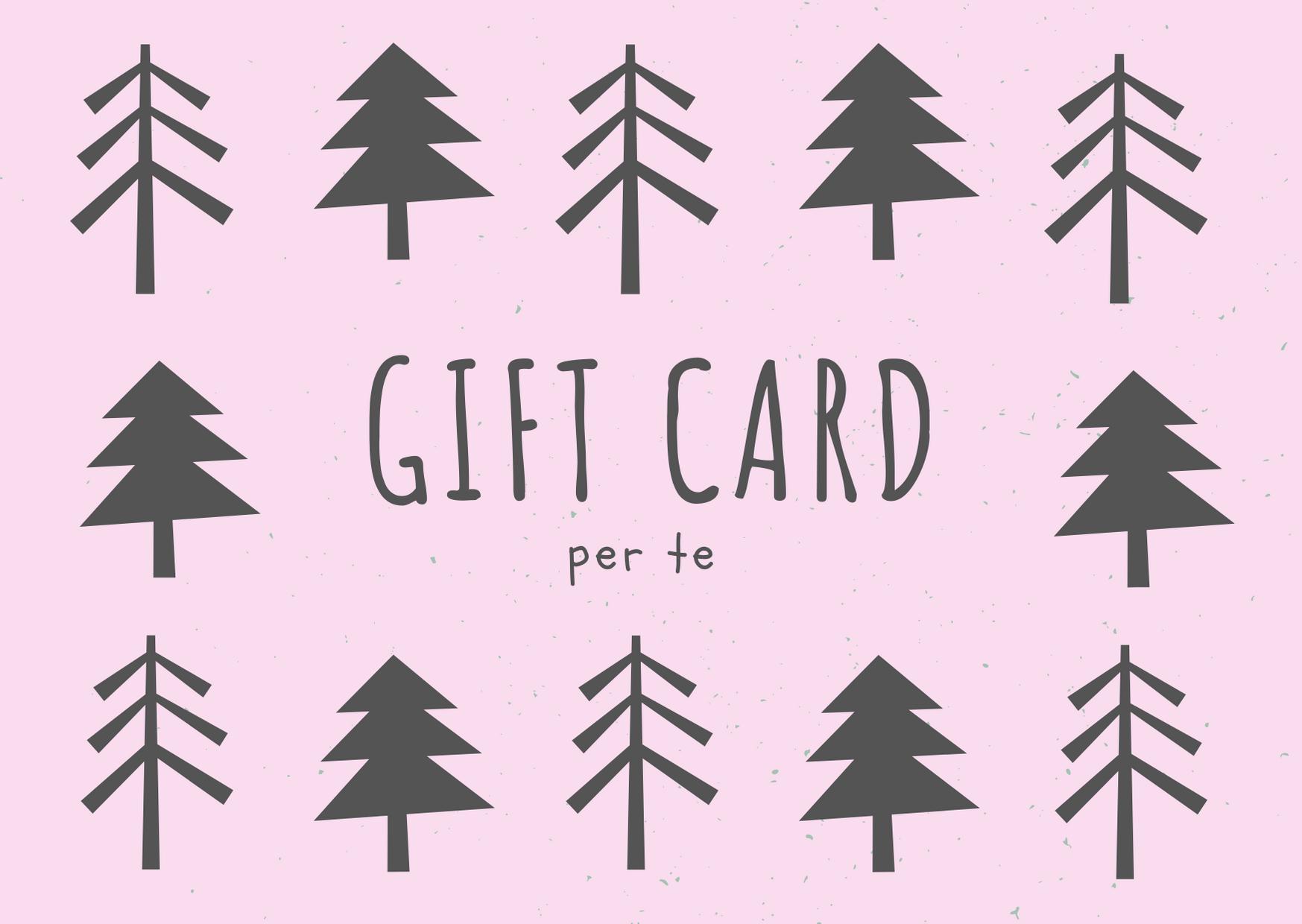 Gift Card Natale   Yoga ormonale per il benessere femminile