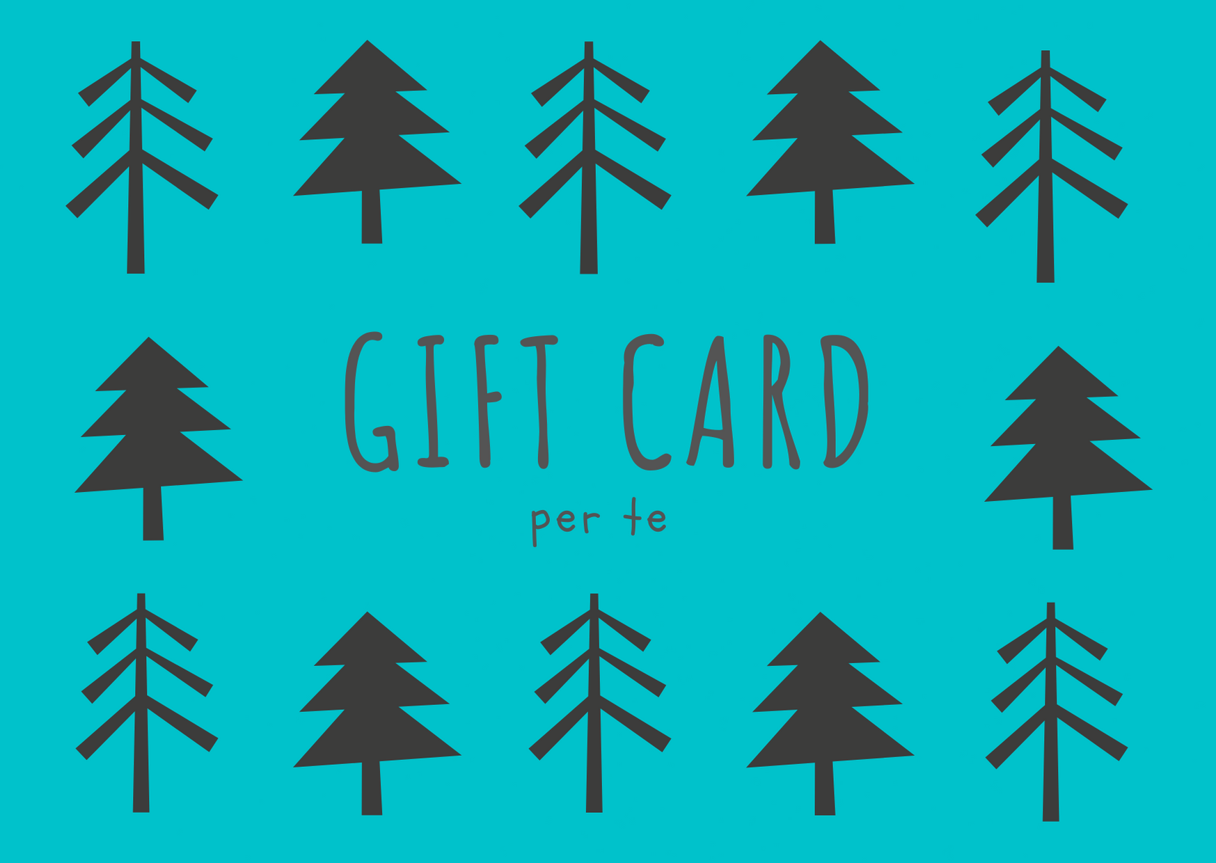 Gift Card Natale   Yoga Anti Stress Uomo