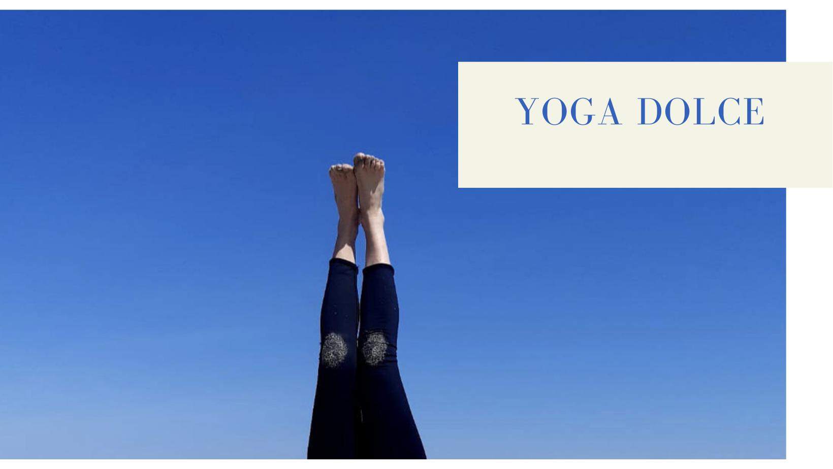 Corso di Yoga dolce e respirazioni antistress (DISPONIBILITA' TERMINATE)