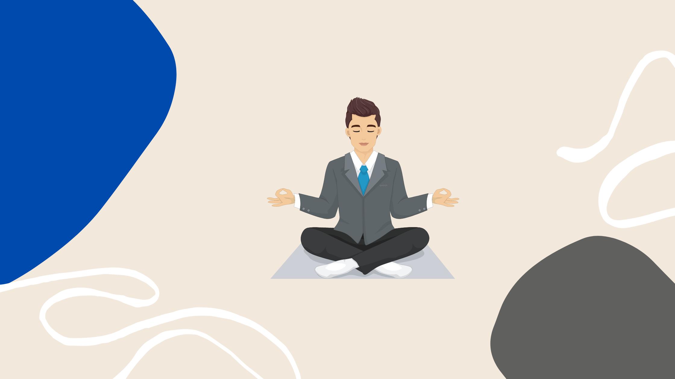Lezioni individuali di Yoga Ormonale per lo stress maschile