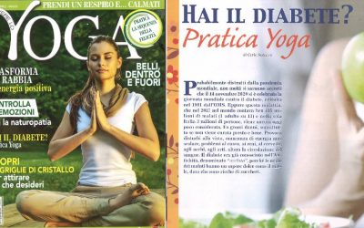 Hai il diabete? Pratica Yoga – Di Carla Nataloni su Vivere lo Yoga